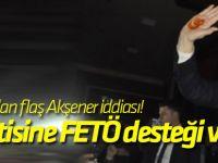 """Başbakan Yardımcısı Akdağ'dan flaş Akşener iddiası! """"Partisine FETÖ desteği var"""""""
