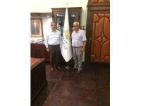 Kolaş'tan Rektör Şahin'e ziyaret