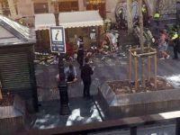 Barcelona'da minibüsle terör saldırısı! En az 13 ölü çok sayıda yaralı var