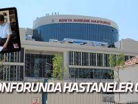 Konya'ya otel konforunda hastaneler geliyor