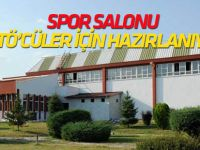 Konya'daki, FETÖ davası için devasa spor salonu!