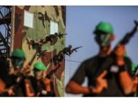 Gazze'de Hamas'ın gençlik kampı
