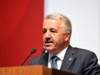 Ulaştırma, Denizcilik ve Haberleşme Bakanı Arslan, Konya'da