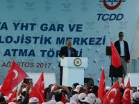 Konya YHT Garı yılda 3 milyon yolcuya hizmet verecek