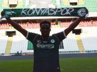 Malick Evouna Atiker Konyaspor'da