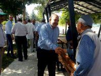 Milletvekili Baloğlu, Seydişehir'i ziyaret etti