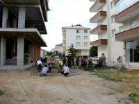 Konya'da inşaattan düşen engelli genç öldü