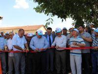 Seydişehir'de doğal gaz çalışmaları başladı