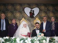 Şeyda ile Şüayip evlendiler