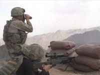 Mehmetçik İkiyaka Dağları'nda destan yazıyor  VİDEO HABER