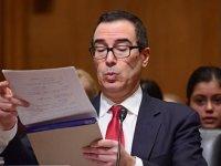 ABD Hazine Bakanı'ndan istifa çağrılarına olumsuz yanıt