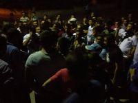 Konya'da Suriyelilerin yaşadığı mahalleyi bastılar