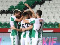 Atiker Konyaspor, Gençlerbirliği'ni 3-0 Yendi