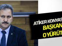 Atiker Konyaspor'da başkanlık Fatih Yılmaz'ın