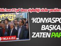 """Mahmut Uslu, Ahmet Şan için """"Zaten Paralelci"""" demişti"""
