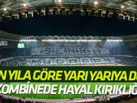Konyaspor'da kombinede hayal kırıklığı! Yarı yarıya düştü