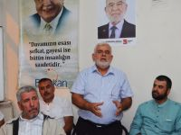 Saadet Partisi Bölge Divan Toplantıları