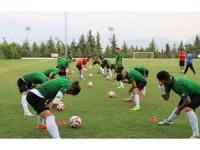 Denizlispor'da Eskişehirspor maçı hazırlıkları