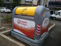 Seydişehir 'de çöp konteynırları yenileniyor