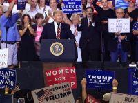 """Trump, Amerikan medyasına """"ateş püskürdü"""""""