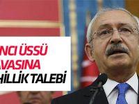 Kılıçdaroğlu'ndan, Akıncı Üssü Davası'na müdahillik talebi