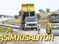 Kilistra'ya Ulaşım Kısalıyor