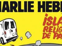 Charlie Hebdo'dan yine İslam'a hakaret eden kapak