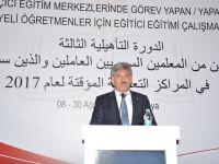 Hayat Boyu Öğrenme Genel Müdürü Ali Rıza Altunel Konya'da