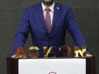 """ASKON'dan Recep Konuk'a """"devam et' çağrısı"""