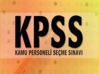 KPSS yerleştirme başvuruları başladı