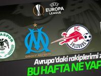 Konyaspor'un UEFA'daki rakiplerinin hafta performansları
