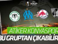 Konyaspor UEFA Avrupa Ligi'nde gruptan çıkabilir mi?