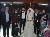 Şenol Metin oğlunu evlendirdi