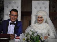 Canan ile Rasim Atalay evlendi