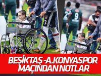 Beşiktaş-Atiker Konyaspor maçından notlar