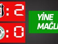 Beşiktaş:2-Atiker Konyaspor:0