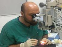 Katarakt ameliyatlarında hatasız çalışma