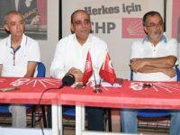 CHP Çukurova ilçe yönetiminde toplu istifa
