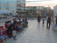 Konya'nın ilk yüzme havuzlu kreşi