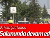 Konya'daki Fetö Çatı Davası Spor Salonunda Görülüyor