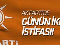 AK Parti'de günün ikinci istifası!