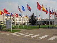 NATO toplantısına sokulan FETÖ üyesi boş salona konuştu