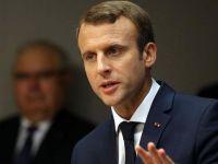 Fransa Cumhurbaşkanı Macron: Esed, işlediği suçlar nedeniyle cezalandırılmalı
