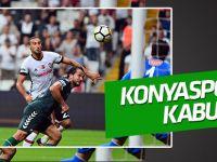 Cenk Tosun Konyaspor'un kabusu oldu!
