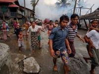 Zulme göz yuman Kyi'ye dünya liderlerinden eleştiri