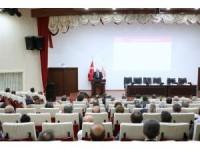 """YÖK'te """"Türk Dili ve Edebiyatı Çalıştayı"""""""