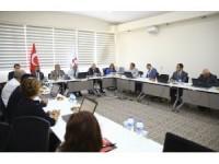 Basın Kartı Komisyonu toplandı