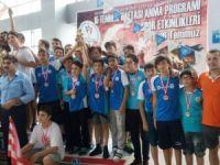Su topu takımı, Türkiye üçüncüsü oldu