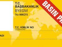 BYEGM Basın Kartı Komisyonu toplandı