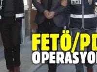 Malatya merkezli FETÖ/PDY operasyonu
